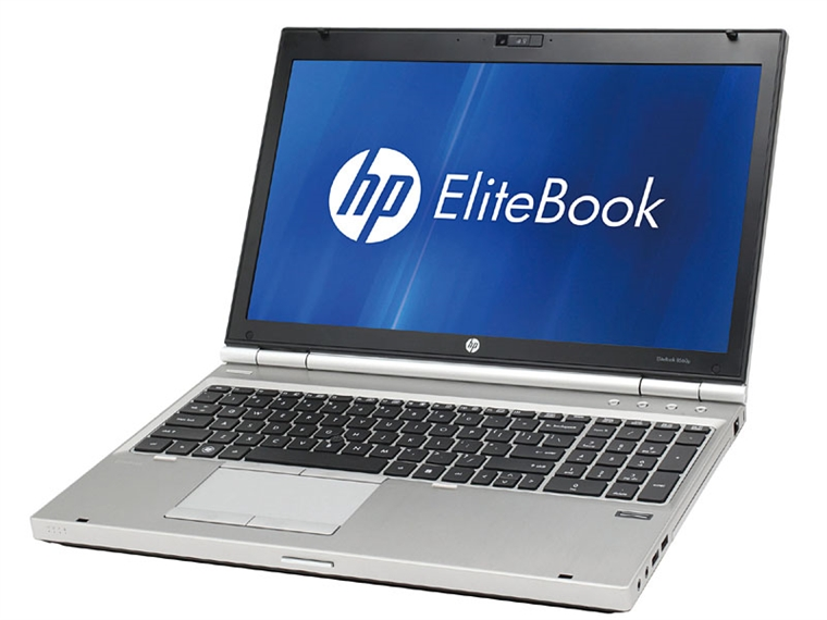 HP EliteBook 8570p, i7-3720QM 3.6 GHz